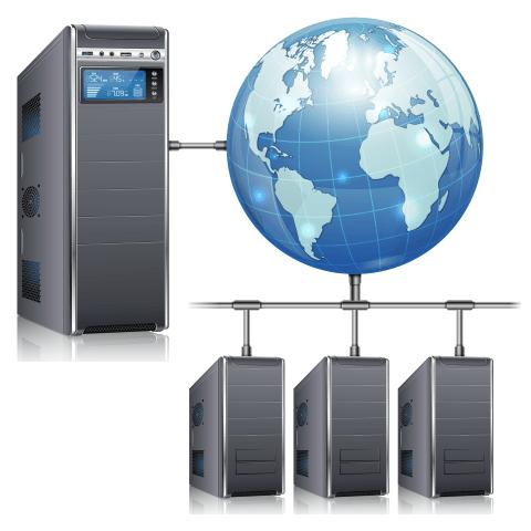 Server und USV Reparatur